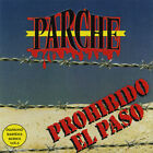 Alex Parche ‎– Prohibido El Paso ULTRA RARE COLLECTOR'S CD! FREE SHIPPING!