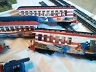 BACHMANN HAWTHORNE VILLAGE SPIRIT OF AMERICA TRAIN SET 11 PC SET