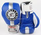YOKKAO Official Fight Team Muay Thai Boxing Gloves 12oz.Leather BJJ