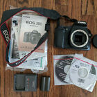 Canon EOS 30D Digital SLR Camera Body 82 MP + Battery Charger ++