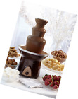 Chocolate Pro 3 Tier Chocolate Fountain Home Kitchen  Dining Specialty Supplies