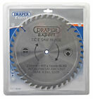 Draper Expert TCT Circular Saw Blade 254mm 16 Bore 40T Tooth 09492