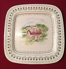 Pfaltzgraff Circle of Kindness The Green Fields of Home Servin Platter Used Box