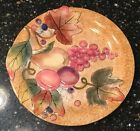 FITZ AND FLOYD CLASSICS TUSCAN VILLA CANAPE SERVING / WALL PLATE