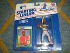 STARTING LINEUP OZZIE SMITH ACTION FIGURE 1989 KENNER