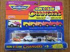Micro Machines Sun Color Changers 2 Galoob NIP