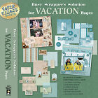 Paper Pizazz Busy Scrappers Solution Vacation Papers by HOTP