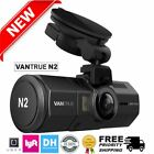 Vantrue N2 Front  Back Infrared Nightvision Dual Dash Cam HD HDR Camera 64GB