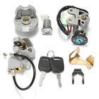 GY6 50cc Ignition Switch Key Lock Gas Tank Cap Set For Jonway Taotao Roketa