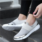 Womens Sneakers Casual Sports Breathable Athletic Running Trainers Fashion