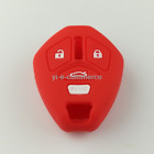 Car Remote Key Cover Silicone Fob Case For Mitsubishi Lancer Outlander Galant
