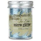 Stampendous Micro glitter 18 colors resin jewelry making crafts scrapbooking