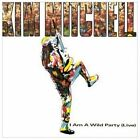 Kim Mitchell - I Am A Wild Party (Live) (1990)  CD  NEW  SPEEDYPOST