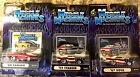 LOT OF 3 MUSCLE MACHINES CHARGER NOVA  CAMARO 1 64 DIECAST NIP