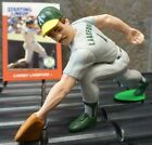 1988 LOOSE SLU STARTING LINEUP FIGURE CARNEY LANSFORD OAKLAND ATHLETICS A's