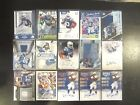 (15) INDIANAPOLIS COLTS AUTO JERSEY PATCH RC LOT ANDREW LUCK MARVIN HARRISON