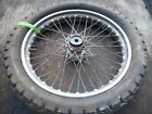 1967 BSA SPITFIRE A65 LIGHTNING REAR WHEEL RIM