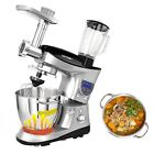 CHEFTRONIC Heating Bowl Multifunction Kitchen Stand Mixer SM-1088 120V/1000W Bar