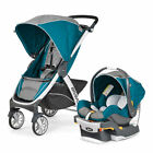 Chicco Bravo Trio 3 in 1 Single Travel System with 30 Car Seat and Base, Polaris