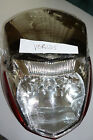 RED YAMAHA YBR125ED YBR125 FRONT FAIRING HEADLIGHT  SCREEN + HEADLIGHT EURO