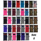 For Samsung Galaxy Note 8 Defender Rugged Case Cover Belt Clip Fits Otterbox