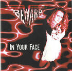 Bewarp ‎– In Your Face RARE CD! FREE SHIPPING!