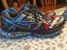 Womens Size 6 Brooks Running Shoes Ghost Berlin Multi Color Brooks Shoes