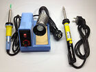 SOLDERING IRON 48W + SMALL PUMP ELECTRIC - SOLDER