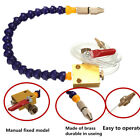 1XMist Coolant Lubrication Spray System For Pipe CNC Lathe Milling Drill Machine