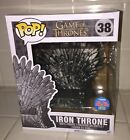FUNKO POP NYCC 2015 GAME OF THRONES IRON THRONE #38 EXCLUSIVE COMIC CON SDCC #2