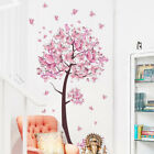 Flower Butterfly Tree Living Room Wall Sticker Decal Kid Girls Bedroom Decor DIY