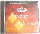 Over 60 Minutes With... by Strange Advance (CD, 1987, EMI Capital) NEW