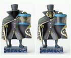 FREE SHIP Disney Parks Jim Shore Showcase Haunted Mansion Hatbox Ghost Figure