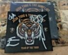 AUTOGRAPHED Josh Todd and the Conflict Year Of The Tiger  CD   buckcherry