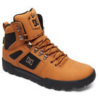 DC Shoes Mens Spartan High WR Boot Hi Top Shoes Wheat Brown Thinsulate Hike
