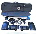 Yuneec E GO2 Electric Longboard BUNDLE USA Seller 100 Authentic