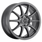 4 New 17 Wheels Rims for Pontiac Fiero Grand Am Sunfire Vibe Subaru Legacy 4907