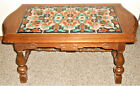 Vintage 1930's Large California Pottery Tile Top Table