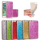 Fashion Slim Bling Glitter Soft TPU Gel Protective Case Cover For Samsung Galaxy