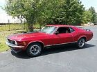 1970 Ford Mustang 1970 Ford Mustang 106785 Miles Red Black
