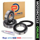 Suzuki DR100 DR125 DR250 DR370 DR400 DR500 Front Wheel Bearings KIT + Seal WB80