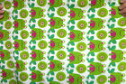 SNUGGLE FLANNEL FUN FROGS 100 Cotton Fabric BTY