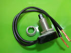 Gemline/Sears 15101 Metal Mount Push Button Canopy Switch, 3A/125V-1A/250V, NEW