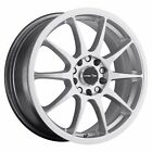 4 New 15 Wheels Rims for Mercedes C Class 250 300 350 C450 AMG SLC43 AMG 5209