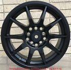 4 New 15 Wheels Rims for Mercedes C Class 250 300 350 C450 AMG SLC43 AMG 5210