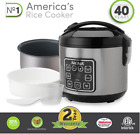 ~FREE SHIPPING~ Aroma Housewares 8-Cup Digital Rice Cooker and Food Steamer