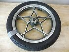 1979 Suzuki GS550L GS550 GS 550 S787' front wheel rim 19in