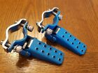 NOS GT fork Standers blue Old school GT performer pro freestyle DYNO compe