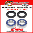 KTM 380SX 380 SX 1999-2001 Rear Wheel Upgrade Kit Replacement Bearings 25-1553