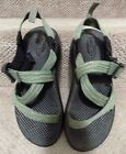 Chaco Ecotread Youth Girls Sandal Size 4 Green Black